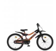 Alpina Cracker 20 Inch met Terugtraprem en Alpina Cracker J20 Orange