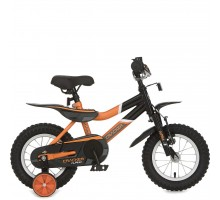 Alpina Cracker 12 Inch met Terugtraprem en Alpina Cracker J12 Orange